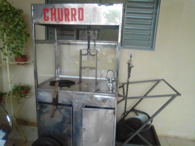 Vendo carrinho de churros