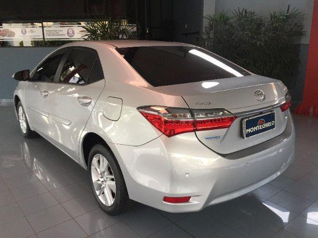 Toyota / Corolla Gli 1.8 Flex 16v Automático - 2017/18 - Foto 7