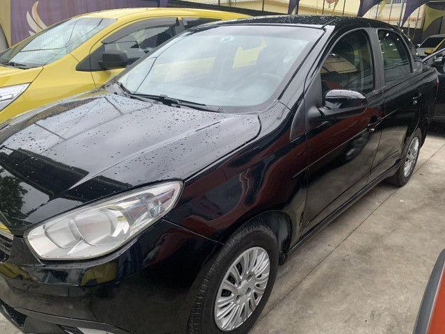 Fiat grand siena tetra 2013, ex taxi aprovação imediata, s/ comprovação de renda - Foto 2