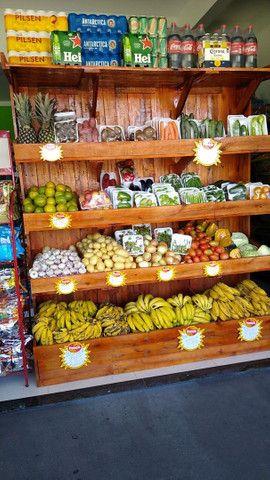 Vendo expositor de frutas e verduras - Foto 2