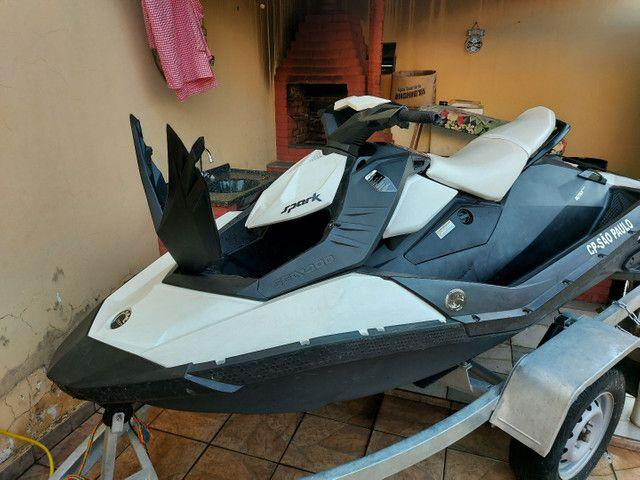 Vendo Jet ski spark 90  - Foto 4