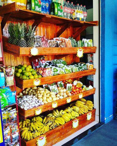 Vendo expositor de frutas e verduras - Foto 5