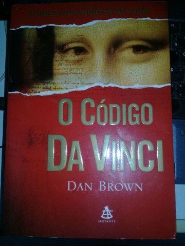 Livro o Código Da Vinci - Foto 3