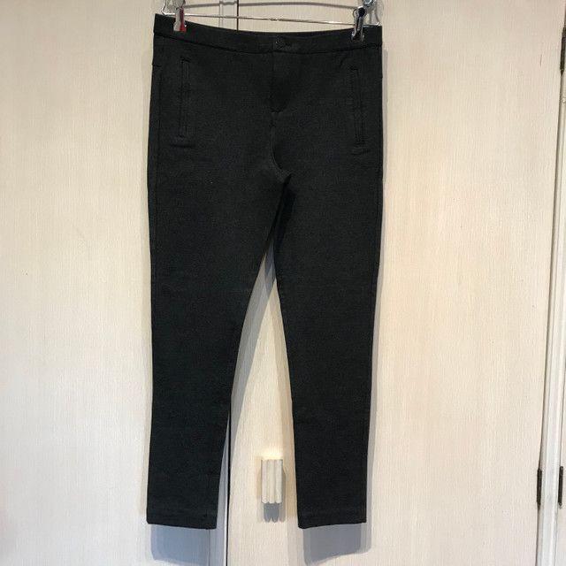 Legging cinza escuro - Foto 2