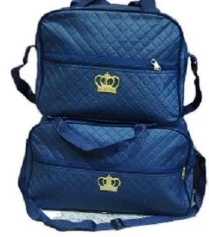 kit com 2 bolsas  - Foto 4