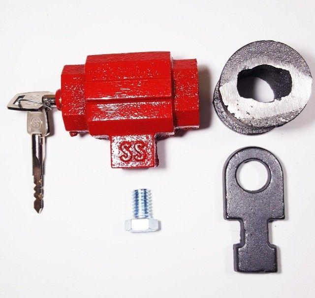 Cadeado De Segurança Ss 701 Tetra