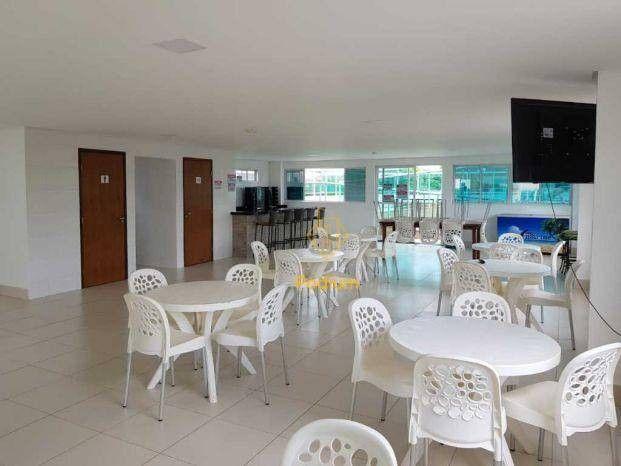 Apartamento no Ecomarine Residence, com área de Lazer Completa a 270m² da praia de Camboin - Foto 11