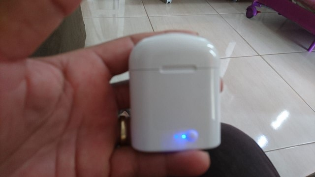 Fone de ouvido Bluetooth i7s tws funciona em todos aparelhos celulares - Foto 2