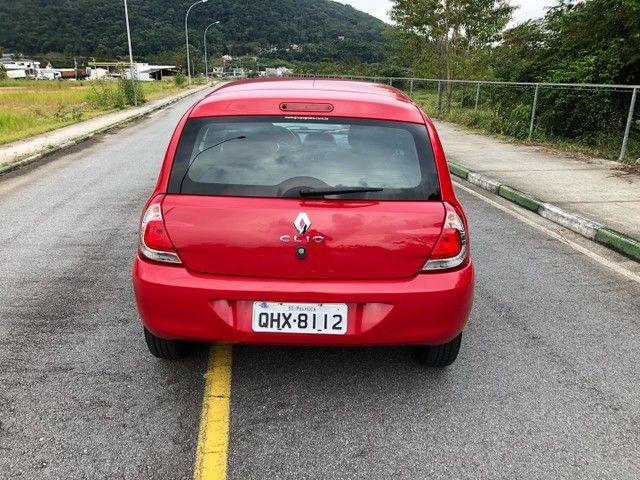 Clio BAIXA KM Único Dono IMPECÁVEL  - Foto 7