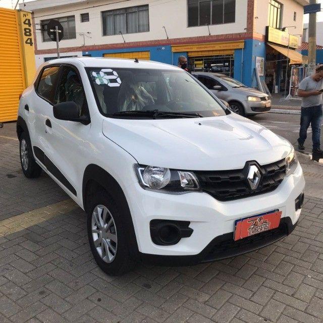 *Renault Kwid 1.0 flex baixo km 2018*Ótimo para aplicativo!!! - Foto 3