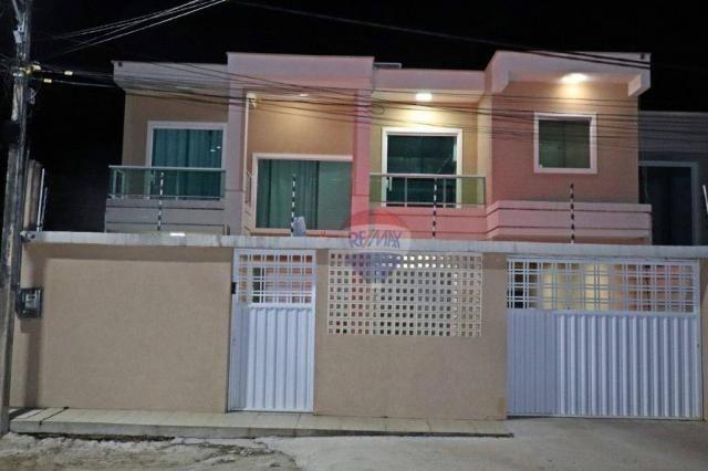 Casa com 5 dormitórios à venda, 140 m² por R$ 650.000,00 - Cidade Garapu - Cabo de Santo A - Foto 2