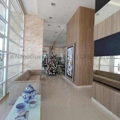 Apartamento à venda, 3 suítes, 5 vagas, Santa Fé - Campo Grande/MS - Foto 3