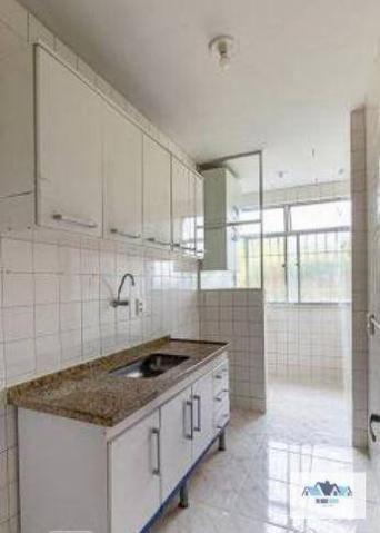 Apartamento com 2 dormitórios para alugar, 65 m² por R$ 850,00/mês - Engenhoca - Niterói/R - Foto 15