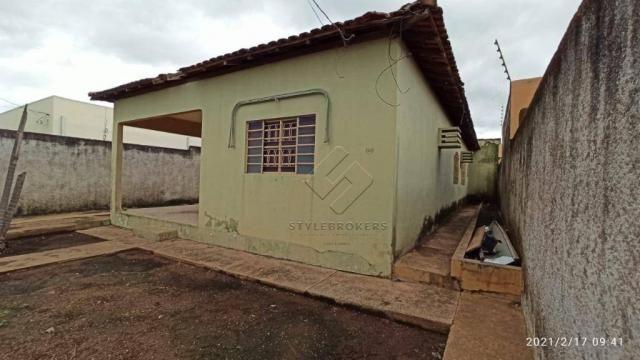 Casa com 3 dormitórios, 189 m² - venda por R$ 230.000,00 ou aluguel por R$ 1.200,00/mês -  - Foto 2