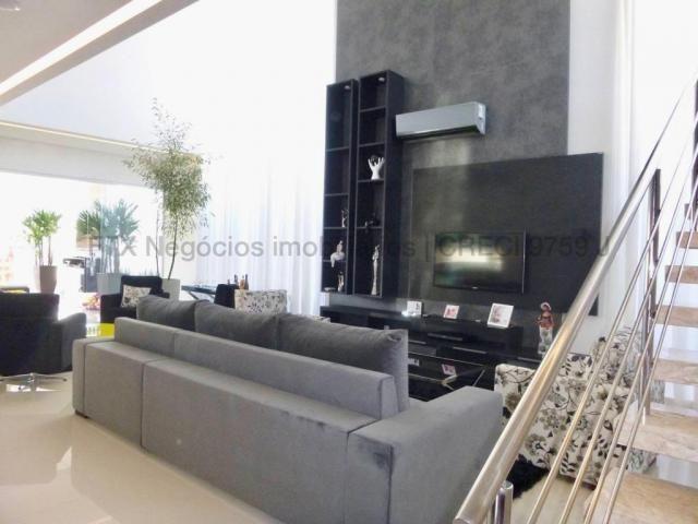 Sobrado à venda, 1 quarto, 3 suítes, Residencial Damha II - Campo Grande/MS - Foto 2