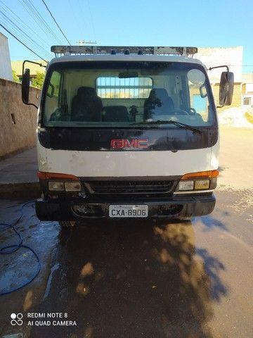 Caminhão GMC 3/4 7-110