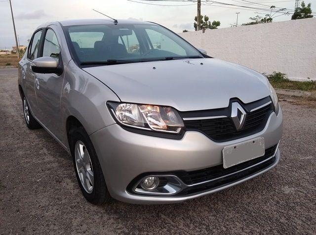 Renault Logan Dynamique Easyr automático 2015