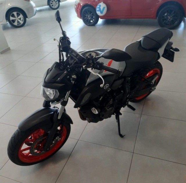 Yamaha MT-07 ABS 2020 - Foto 3