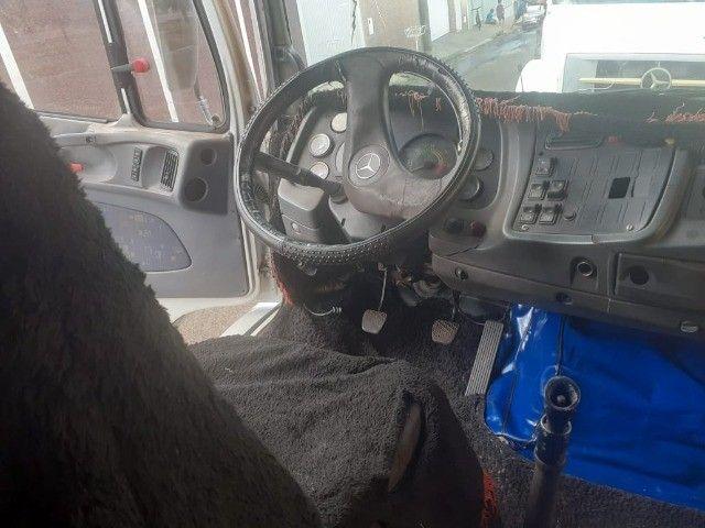 Vendo ou troco 1634 toco 2002 Top Brake por caminhão truck - Foto 7