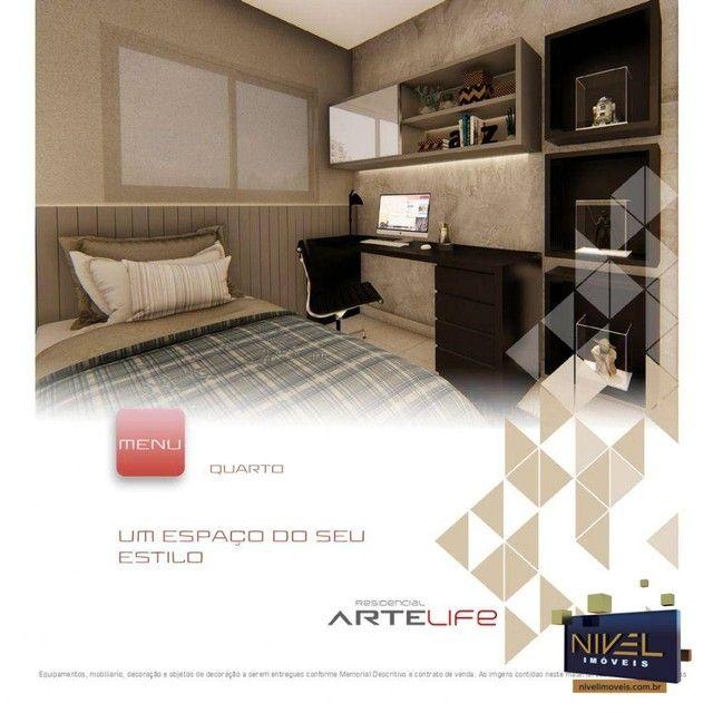 Apartamento com 3 dormitórios à venda, 82 m² por R$ 486.045 - Setor Leste Universitário -  - Foto 14