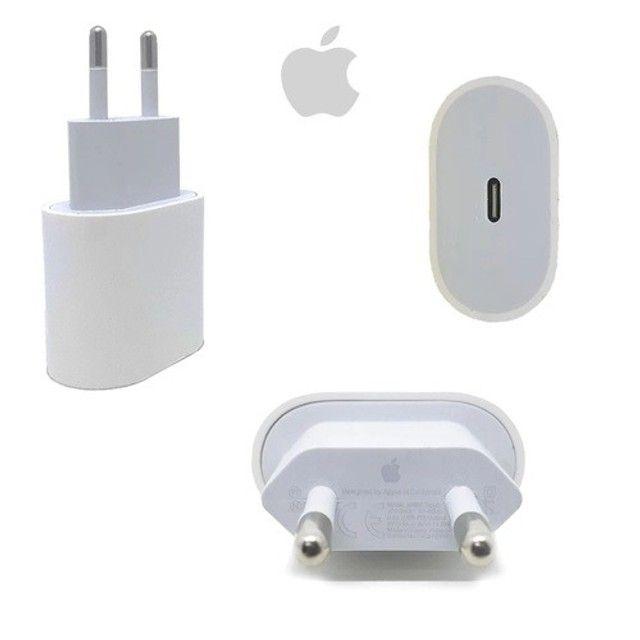 Carregador USB Turbo da Apple 20 W (original)