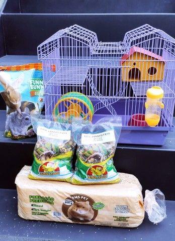 Vendo Gaiola para Hamster - Foto 2