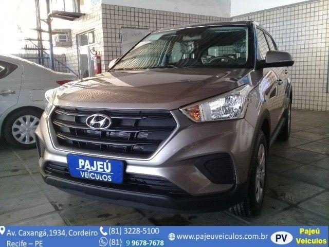 Hyundai Creta Action Aut 2021/2021 Completo