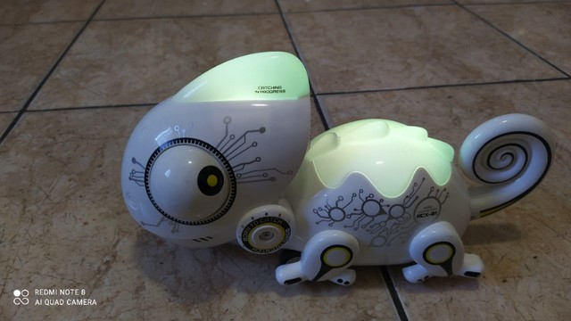 Robô camaleão. - Foto 4