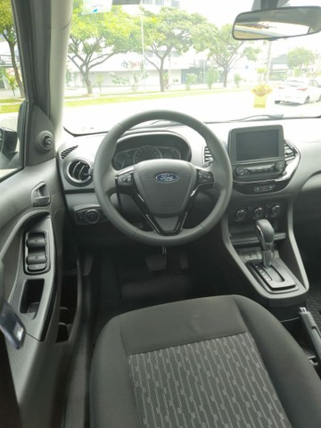 Ford Ka+ SEL 1.5 Automático 2020 - Foto 13