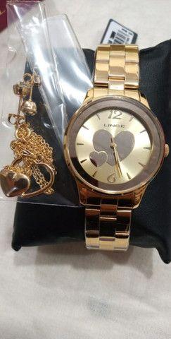 Relógios Lince Originais fabricação Orient - Foto 5