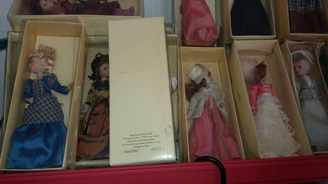 damas de epoca..porcelana..+ livro ediçao completo - Foto 4