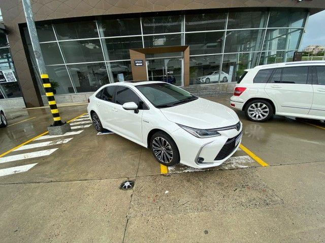 Corolla Altis Híbrido Premium top