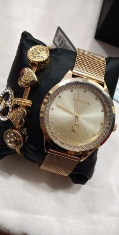Relógios Lince Originais fabricação Orient - Foto 2
