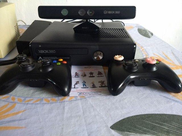 Xbox 360 completo - Foto 2