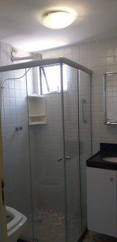 Excelente apto 2 quartos/2 BWs, mobiliado, no Cabo Branco, 1 quadra da praia. - Foto 13