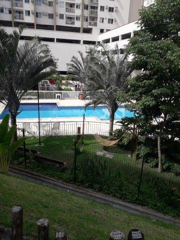 Condomínio Rio Residencial Del Castilho Dois quartos com suíte - Foto 12