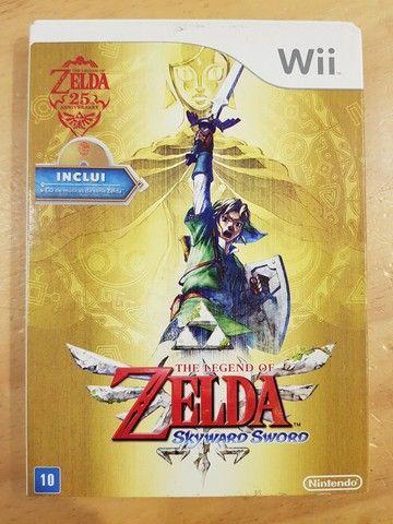 The Legend of Zelda Skyward Sword para nintendo Wii  - Foto 3