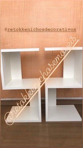 retokke nichos e móveis para decoração - Foto 3