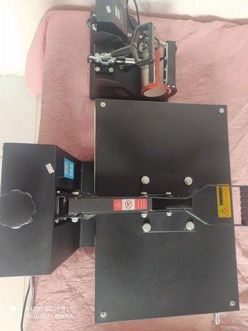 Máquina de estampa - Foto 2