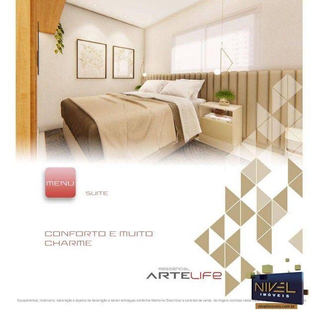 Apartamento com 3 dormitórios à venda, 90 m² por R$ 506.530 - Setor Leste Universitário -  - Foto 13
