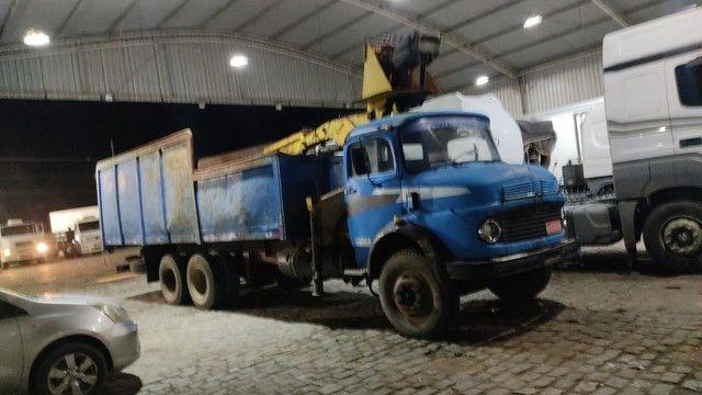 Caminhão garra sucateira - Foto 4