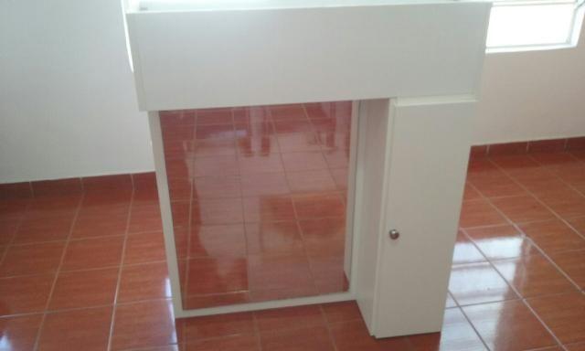 Armario Sao Jose ~ Armário com espelho em MDF Materiais de construç u00e3o e jardim Cidade Vista Verde, S u00e3o José Dos