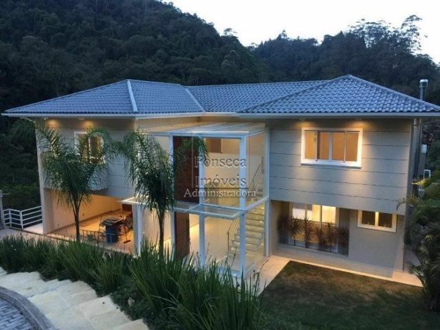 Casa à venda com 4 dormitórios em Taquara, Petrópolis cod:3663