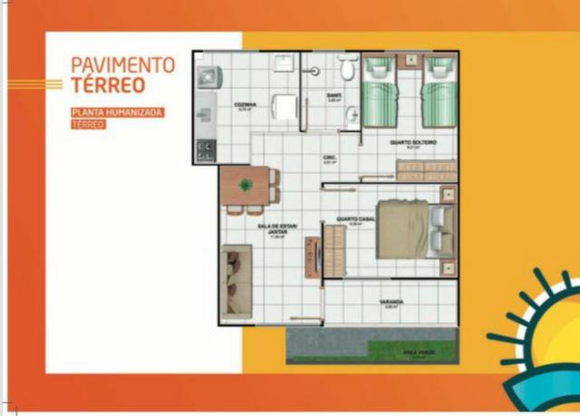 Apartamentos em condomínio completo! - Foto 18