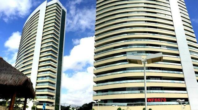 Verdi, Apartamento no Guararapes, 4 suítes, 4 vagas, novo, área de lazer completa