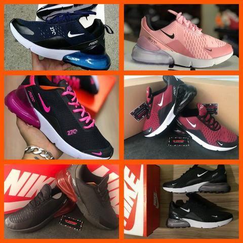 30d08a523 Tênis Nike lançamento várias $99 reais Diskentrega Oferta - Roupas e ...