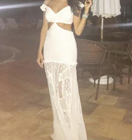 a421cc0c1 Vestido longo branco - Roupas e calçados - Uruguai, Salvador ...