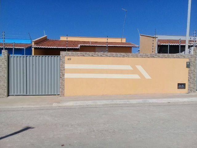 Casas em Macaíba prontas para morar