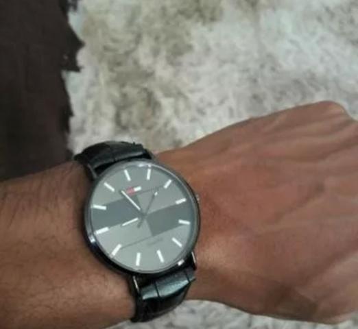 2aa26ea691b Relógio De Pulso Masculino Tommy Hilfiger NOVo Muito Barato ...