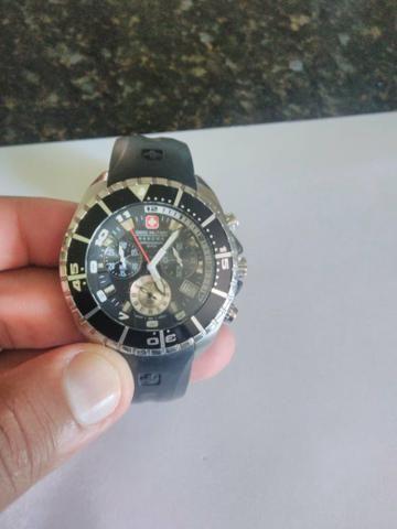 f04bdfd870a Relógio Swiss Military Hanowa 6-496 - Bijouterias